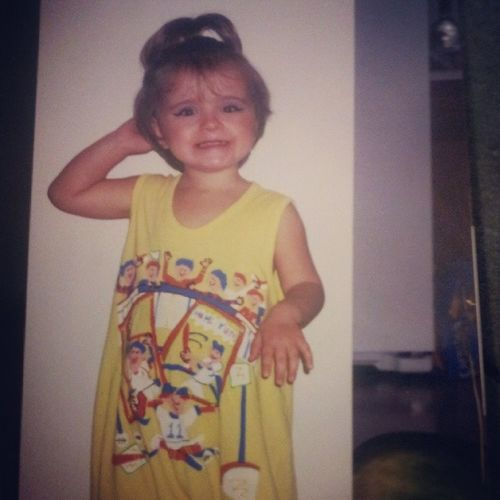 Life was simple when i was 2. TBT  Notsosimplenow Lovethispic :)