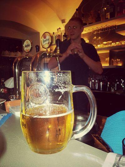 Best barman ever... P.S. single :)