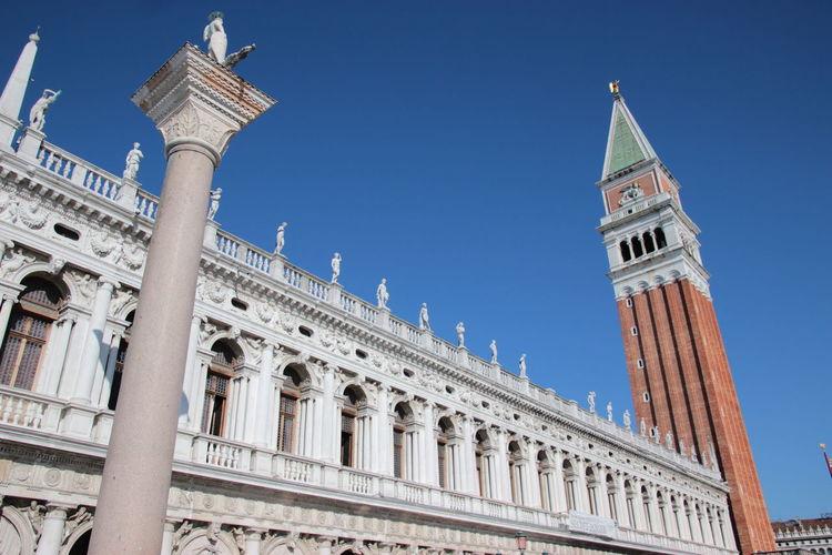 Architecture City Famous Place History Religion Tower Travel Destinations Venezia