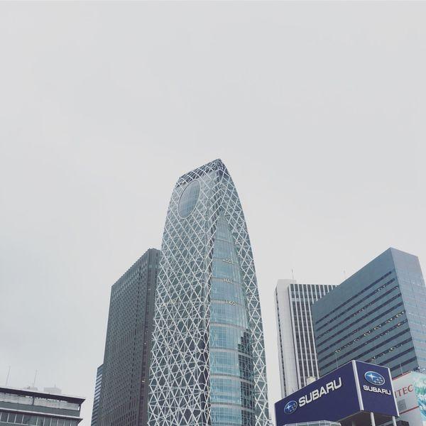 Tokyo Traveling Shinjuku Built Structure Architecture Modern Skyscraper City Likeforlike Followme