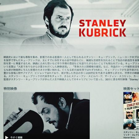 Watch the Movie Time : Stanley Kubrick In Focus Enjoy Life On Itunes Good Night :))