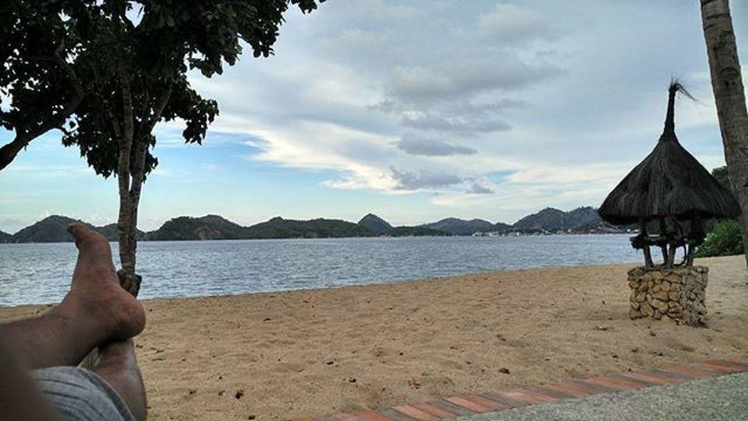 Let's swim Labuanbajo Flores Nusatenggaratimur Hotelbintangflores Beach