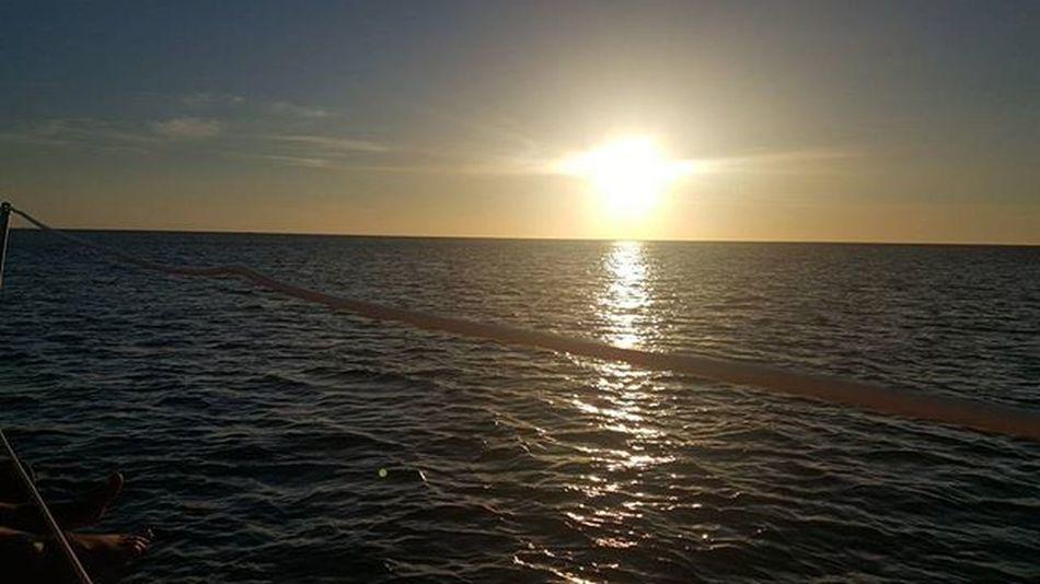 Atardecer Roatahonduras Westbaybeach Vacaciones2015