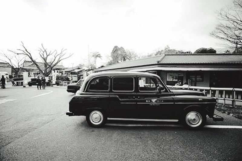 Japan On The Road Hato Taxi Beppu KYUSHU