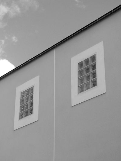 Low Level Architecture Squares And Rectangulars Like A Symmetry Windows Bnw Forms Glass Crepy Architecture Solid Windows Mission ArchitectureLow Angle View Symmetry Architecture Photography EyeEm Selects PLUS BnW EyeEm Best Shots - BnW EyeEm Best Shots - Architecture In France