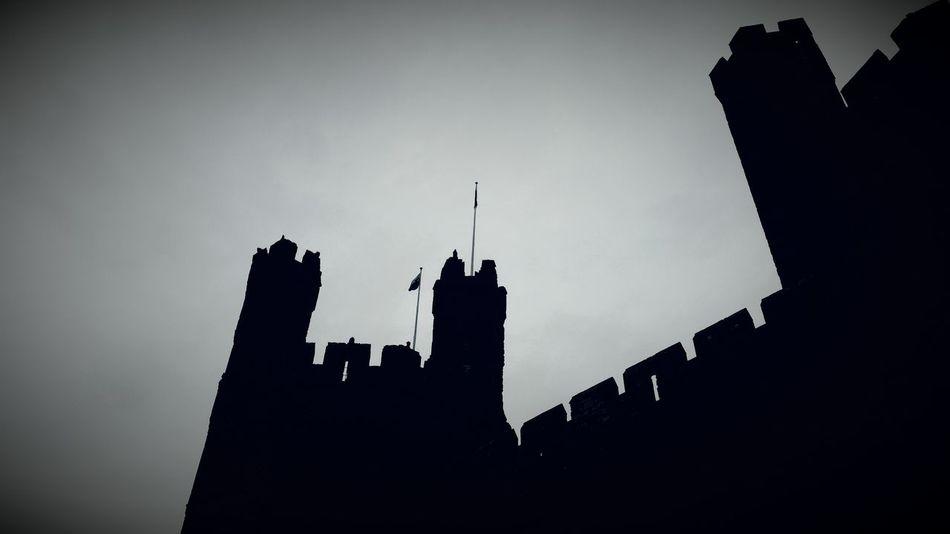 Winteriscoming Castle