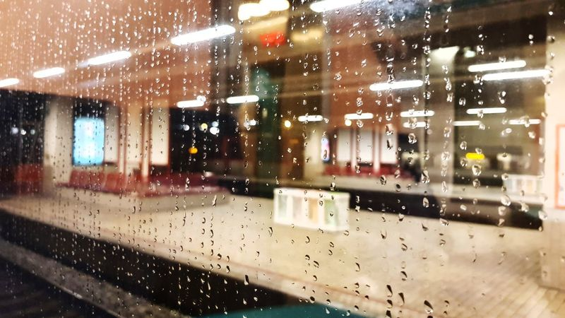 Window Rain Wet Drop Car Water Land Vehicle RainDrop No People Indoors  Day Architecture Close-up Car Wash Be. Ready. EyeEmNewHere Architecture Built Structure Modern Floodlight Cityscape Photography Themes Freshness Benjamin Decraene Rain An Eye For Travel