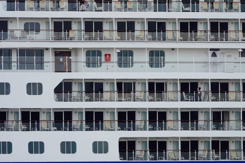The side of a cruise ship in Antwerp Metal Structure Transportation Antwerp Decks Layers Ship Cabin Cabins  Side Of A Ship Cruise Ship Ship Details Side View Building Exterior Architecture Window Built Structure Building City Backgrounds In A Row Balcony Luxury Pattern No People Outdoors