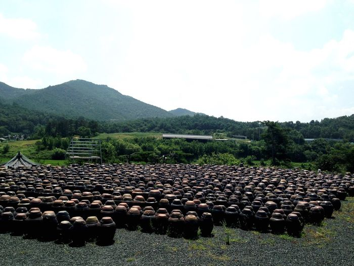 Traditional jar