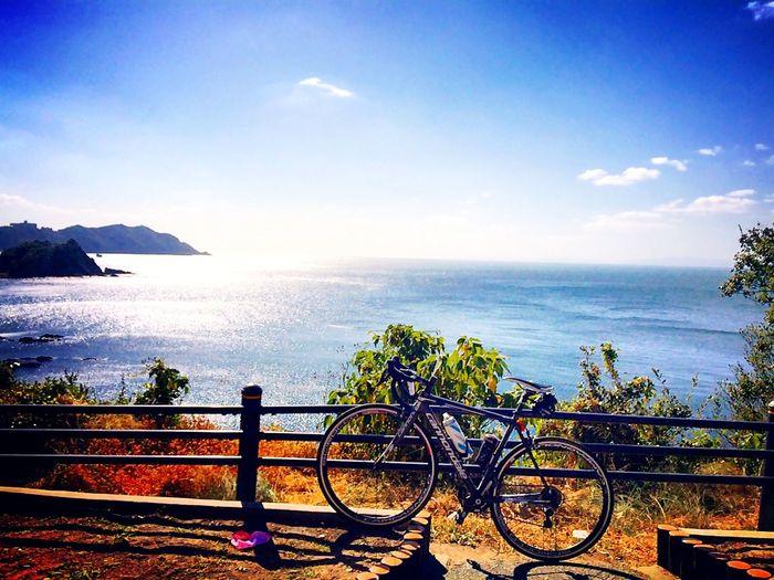 Relaxing 淡路島ロングライド Enjoying Life ロードバイク 淡路島 Canondale