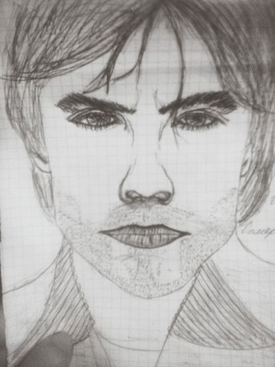 My Ian Somerholder (`^o^´)