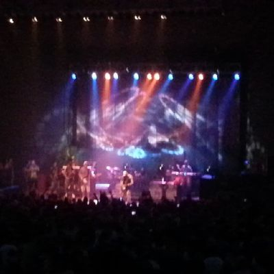 Slightly Stoopid-'No Cocaine'-Kickinupdusttour Mesaarizona 619 Calireggae