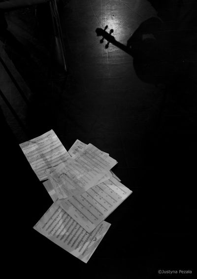 Blackandwhite Gdansk Music Music Score Orchestra Score Shadow Symphony Orchestra Tone Tones Nikon NikonD5200 Welcome To Black