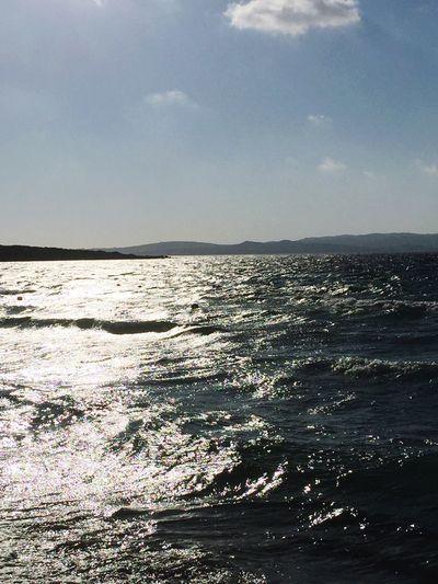 Scenics - Nature Nature Tranquil Scene Horizon Over Water No People Beach