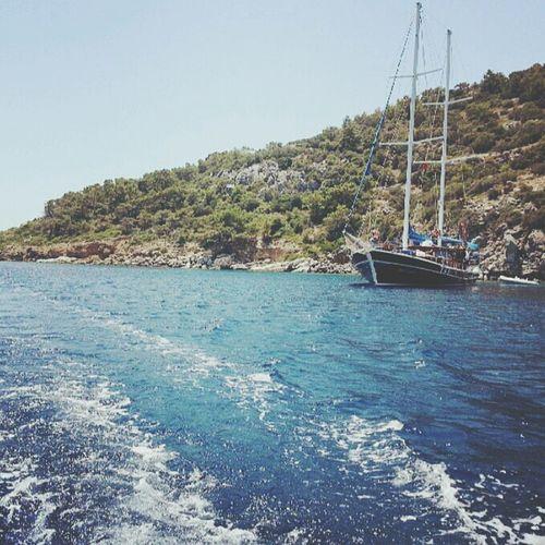 Datça Mugla Turkey Sea