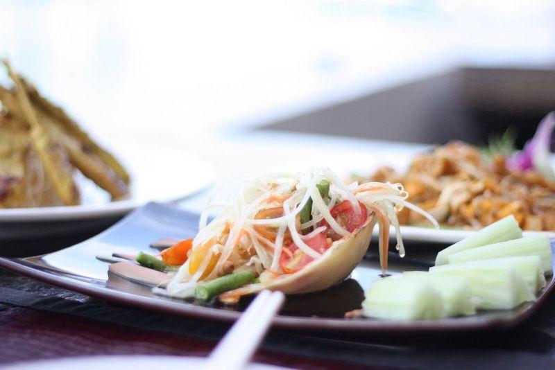 Lunch Close-up Thai Food Healthy Eating Salad Food EyeEmNewHere