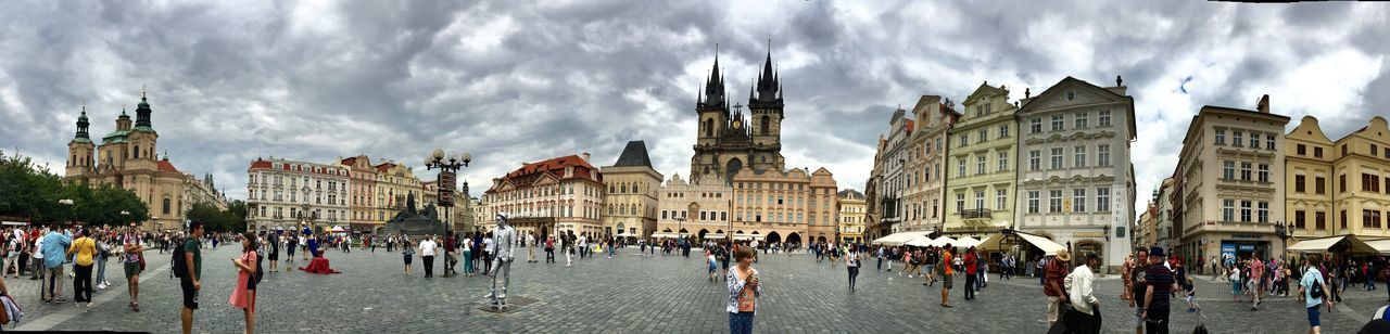 Prague City Life Sky Tourism Panorama City Day Daylight Daytime Architecture Built Structure Travel Destinations Outdoors From My Point Of View Travel Photography