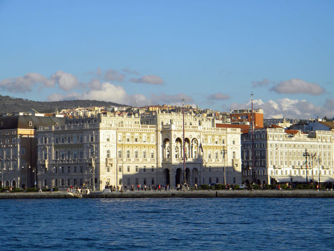 Adria Ausflug  Ausflugsziele Italien Obere Adria Triest Trieste Adriatic Sea Italy