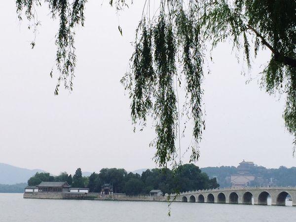 summer place Beijing Sunset