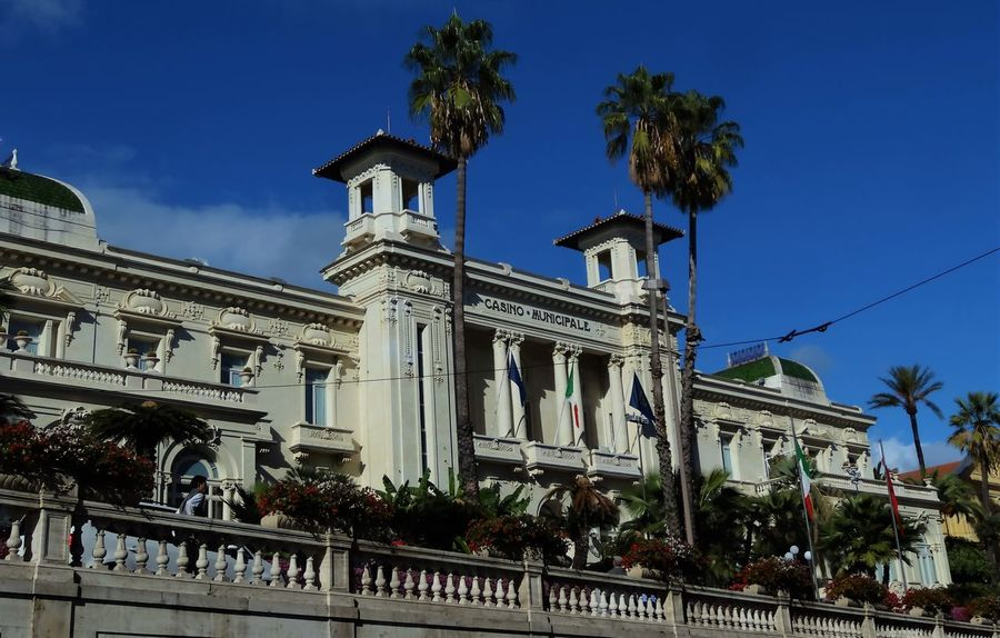 Casino of San Remo, Italy Architecture Building Exterior Casino City History Holiday Italia Italian Architecture Italy Liguria San Remo San Remo Sanremo Sanremo2016 Sky Tourismobject Travel Destinations