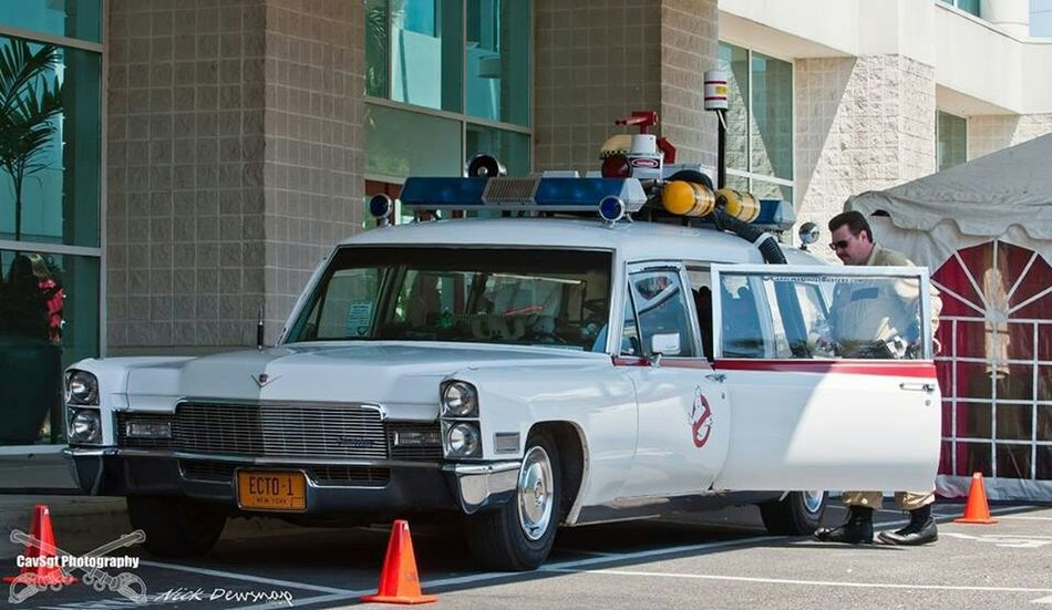 XCon Myrtle Beach SC Cosplay Ghostbusters