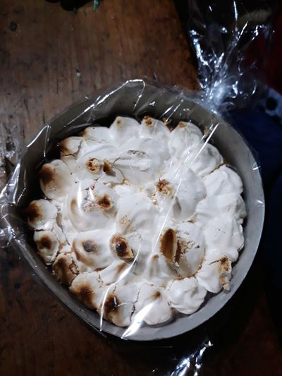 lemon pie Dessert Preparation  Homemade High Angle View Close-up Sweet Food Food And Drink Apple Pie