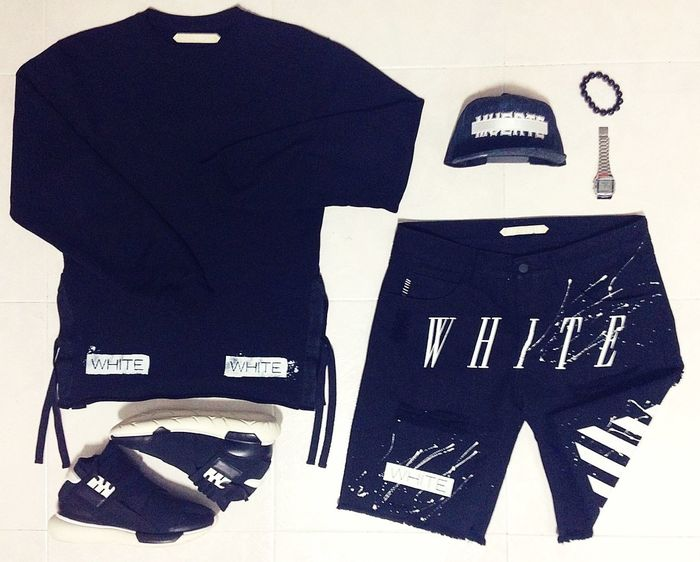 Outfit grid Street Fashion Sneakerhead