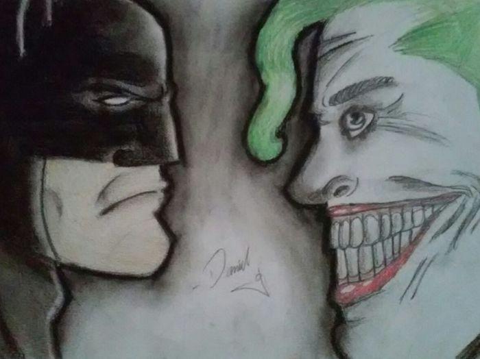 Drawn by my