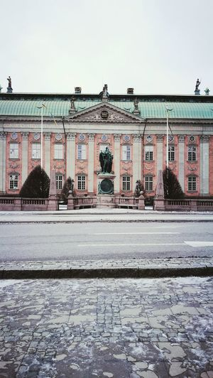 Gamla Stan Stockholm Sweden Architecture History Built Structure Building Exterior