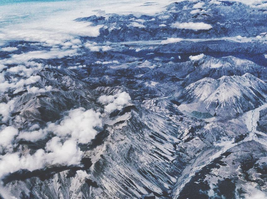 New Zealand Queenstown Beautiful Town Nice Hello World Just Life  Photography Good Times Traveling EyeEm Life Sky Air Airplane