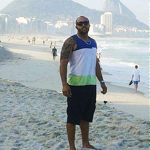Um Dia Suave Em Copacabana...