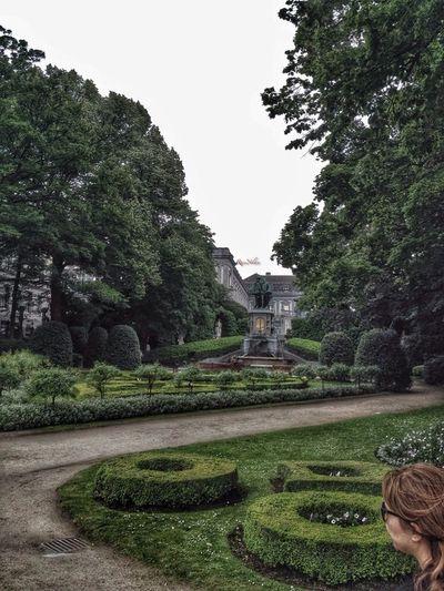 Brussels Park Nature Petit Sablon.