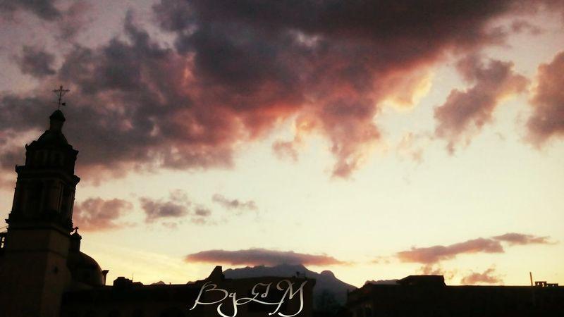 Photography Puebla Skin Of The Night Clouds And Sky Landscape Atardecer En Mí Cielo Atardecer Desde Mi Cielo