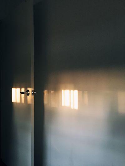 Light Doorknob Door Knob Door Handle Wall - Building Feature Wall Door Entrance Lines And Lights Shadows & Lights Light