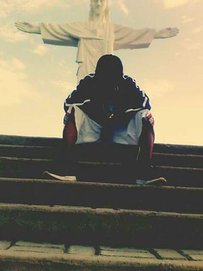 Cristo redentor <3