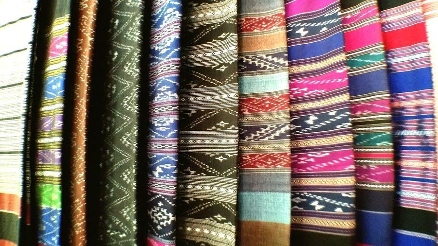 Full frame shot of colorful for sale in market