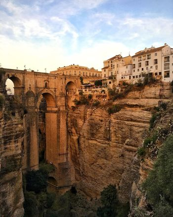 Travel Destinations Architecture Travel SPAIN Spain Is Different CostadelSol Mytinyatlas Spainiswonderful Ronda Spain_beautiful_landscapes