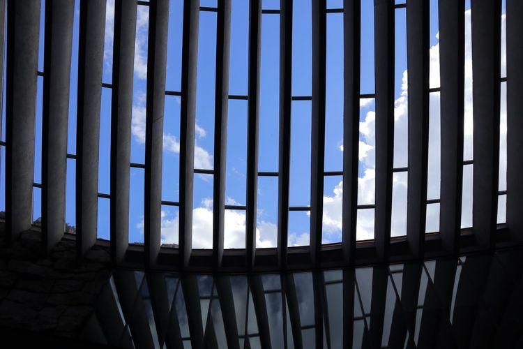 Canon Eos  Sky Kirkko Church 教会巡り Helsinki Helsinki,finland Tempeliaukio Kirkko Pattern Architecture Built Structure