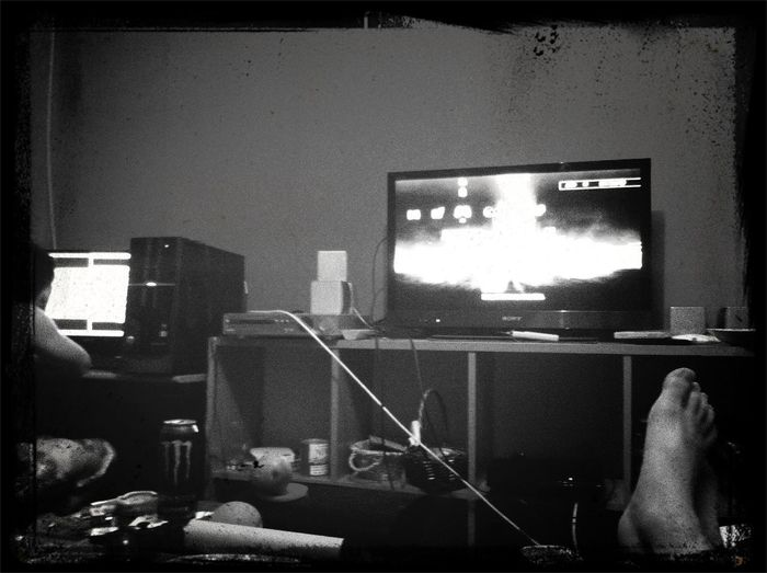 Session game Battlefield 3 Geek Playing PS3
