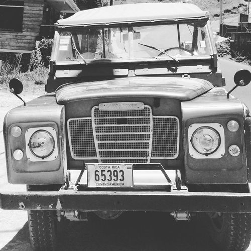 Land Rover Antique Car Costa Rica MeinAutomoment