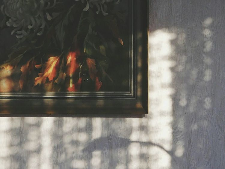 Window Indoors  Reflection No People Freshness Close-up Home Interior Home Grandmashouse Living Room ArtWork Shadow Symmetry Pictureframe OldPainting Painting Darkness And Light LightEffects Interior Decoration Interior Detail Eyeem Market Eyeemphotography EyeEm Window Sill