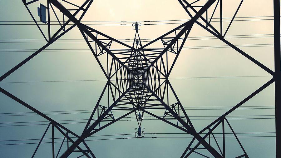 Pylons Pylonporn Pylonography Underthepylon Messing Around Symmetry Getting Inspired Danger Creativity Electricity
