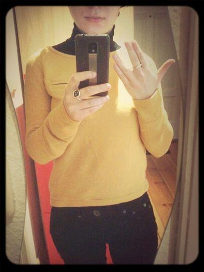 Today I look like Spock. Long live and prosper. Spock