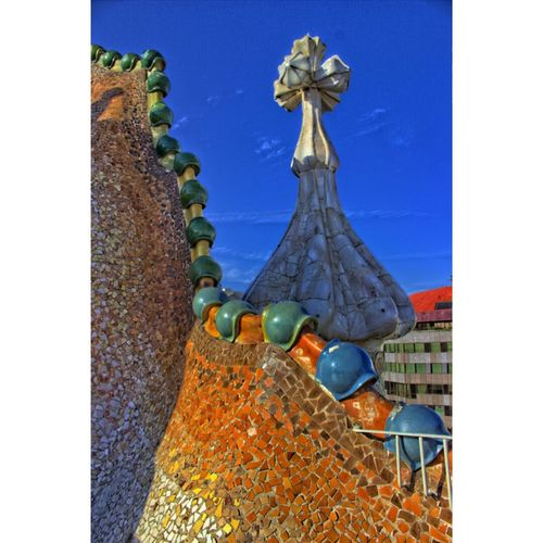 Barcelona Gaudi Casa Batllo Hdrphotography Hdr_arts  Barcelona España Travel Travel Photography Hdr_gallery Reisen Hdr_captures Barcelona Streets Hdr_Collection Hdr Edit The Week On Eyem EyeEm Gallery EyeEm Best Shots Hdr_lovers Hdr_pics Photography Gaudi Barcelona Gaudi