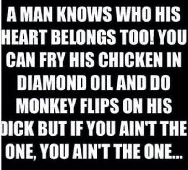 Just Saying.... lady's! Im Just Saying LMAO It Is What It Is