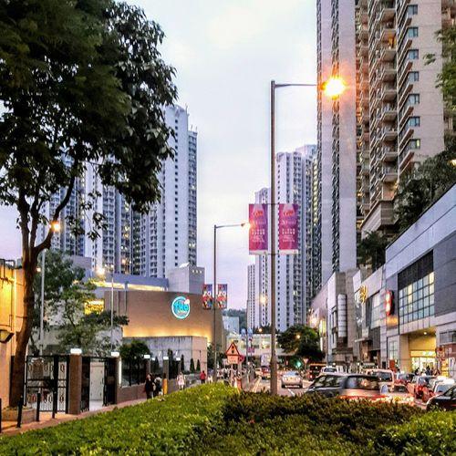 Cityscape Outdoors Building Road Hang Hau Neighborhood Map