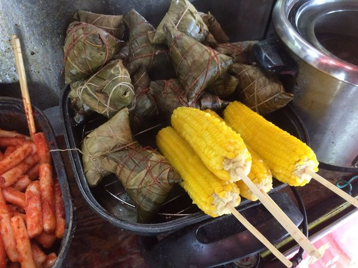 Chinese Food Market