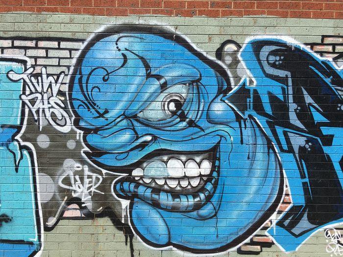 Graffiti Streetart Brunswick