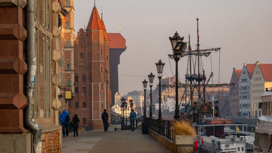 A promenade