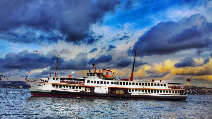 Bosphorus Vapur Ferry